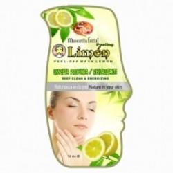 Mascarilla facial de limón 10ml laboratorio sys