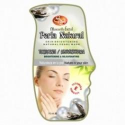 Mascarilla facial de perla natural 15ml laboratorio sys