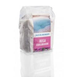 Sales del mar muerto de rosa 200gr Amapola bio cosmetics