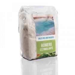 Sales del mar muerto de romero 200g Amapola bio cosmetics