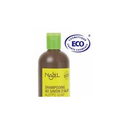 Champú jabón alepo cabello normal 500ml najel
