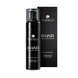Styling mousse cabello rizado 150 ml alkemilla