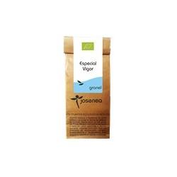 Infusión bio especial vigor granel 50 g josenea bio