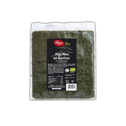 Alga nori en láminas bio 25 g El granero integral