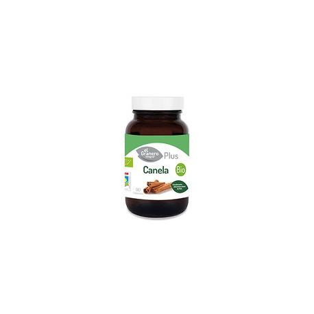 Canela bio 90 cap. 500 mg el granero integral