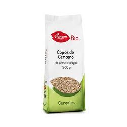 Copos suaves de avena integral bio 500g El granero integral