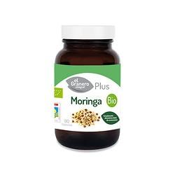Moringa bio 90 cap 400 mg el granero integral