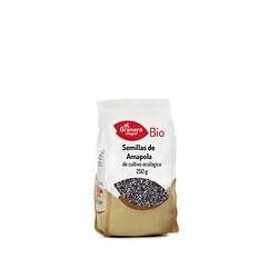 Semillas de amapola bio 250g el granero integral