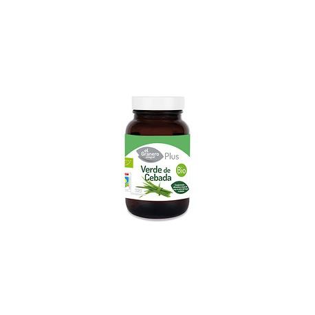 Verde de cebada bio by green magma 320 comp. 400 mg el granero integral