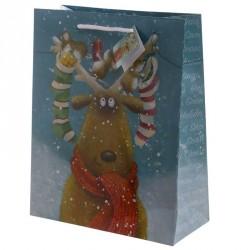 Bolsa regalo reno