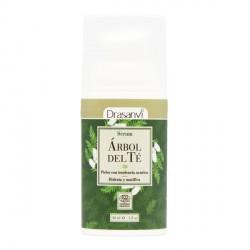 Serum facial de árbol del té bio 30 ml drasanvi