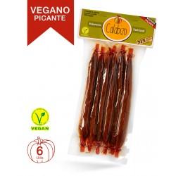 Calabizo vegano picante pack 6 unid.