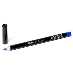 Lápiz de ojos natural kajal azul eléctrico benecos
