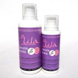 Crema nutritiva corporal 400 ml sin perfume lila cosmetics