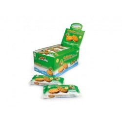 Galletas con chocolate y avellanas bio 70g Belsi