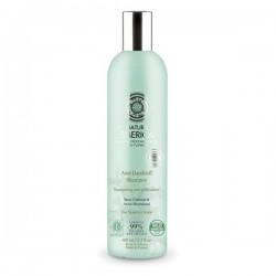 Champú para cuero cabelludo sensible y anticaspa 400 ml natura siberica