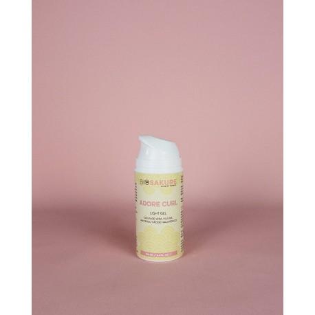 Adore curl gel para cabello ondulado 100 ml biosakure