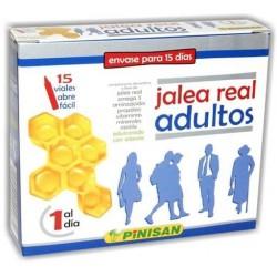 Jalea real adultos 15 viales pinisan