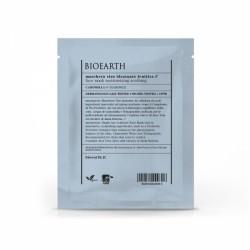 Mascarilla facial calmante e hidratante con manzanilla 15 ml bioearth