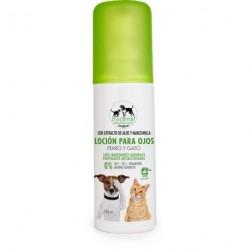 Locion limpieza ojos para perros y gatos 100 ml biocenter