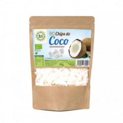 Chips de coco deshidratado 60 g sol natural