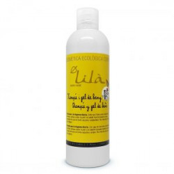 Champu y gel de baño bebe 250 ml lila cosmetics
