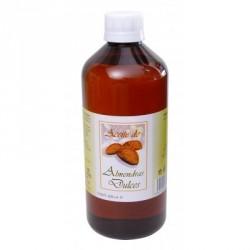 Aceite de almendras dulces 500ml plantapol
