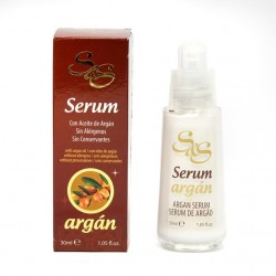 Serum de argán 30ml laboratorio sys
