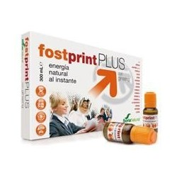Fostprint plus con ginseng 20 viales soria natural