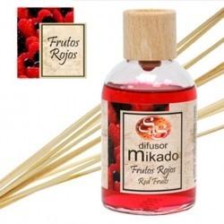 Difusor mikado frutos rojos 50ml