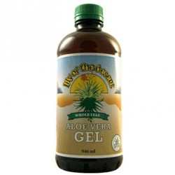 Gel de aloe vera tomar tomar 946ml lily of the desert